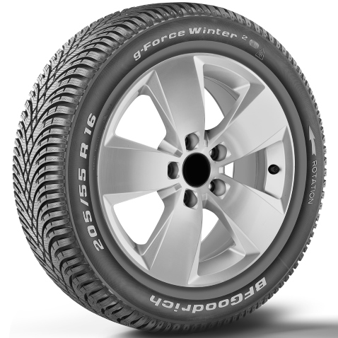 фото шины BFGoodrich G-Force Winter 2 225/55 R16 99H