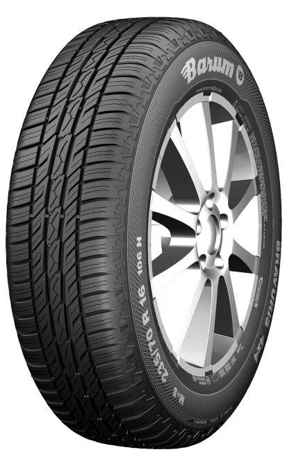 фото шины BARUM BRAVURIS 4X4 255/65 R16 109H